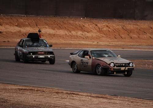 Race On!