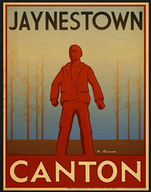 Represent For The Hero Of Canton With Your Jaynestown T-Shirt!