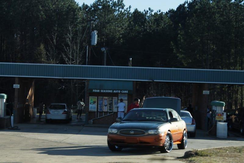 A Yenko Chevelle, Unmodified MR2, and Pimped Oldsmobile walk into a bar