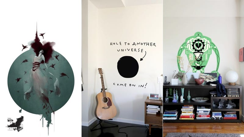 How to make any room look more science fictional