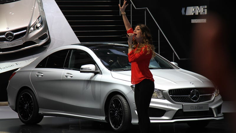 The Mercedes A45 AMG Edition 1 Is The Most Exclusive Mercedes Hatch Ever