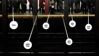 The Ten Worst People on the Subway