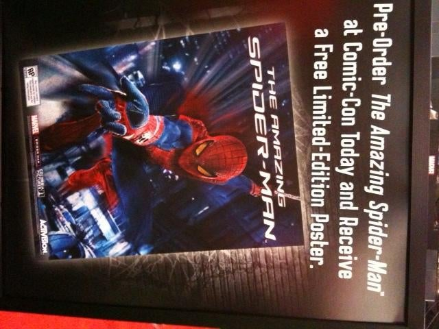 New Spider-Man Game Makes a Surprise Appearance at New York Comic-Con