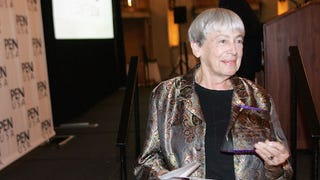 Lifetime Achievement Award Goes to a Totally Deserving Ursula K. Le Guin
