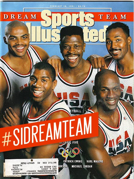 Stop The #SILINSANITY! Great Moments In Sports Illustrated Crapping All Over Its Cover With A Twitter Hashtag
