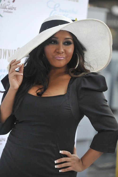 Snooki's Birthday Bash Sponsored By Condom Company