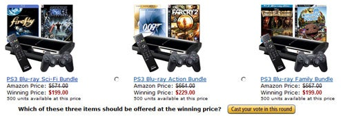 Nab a PS3 Bundle For $200 in Amazon.com Contest