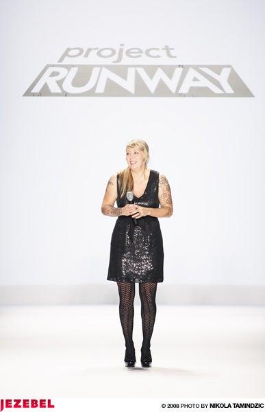 Project Runway Season Finale — Sweet P