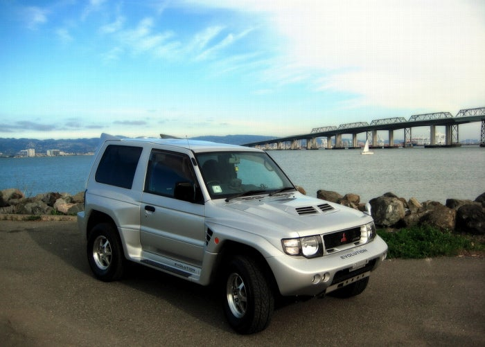 Is $9,800 for a JDM Pajero Pejorative? UPDATE: Now With More Poll!