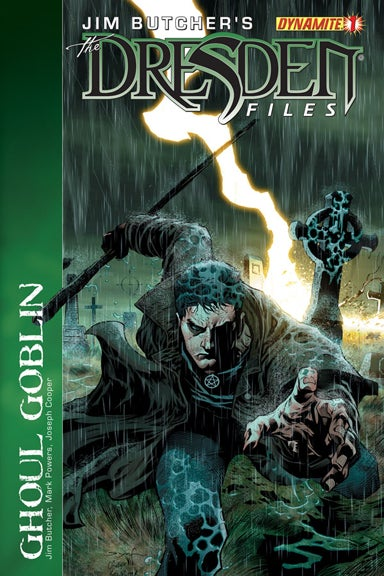 This Week's Comics: Popeye Vs. Martians! The Dresden Files! And The Situation is a superhero?!