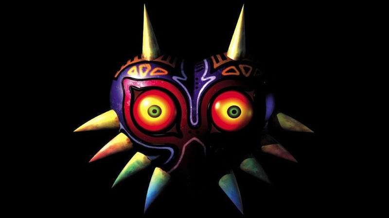 Zelda Producer On Majora's Mask Remake: 'Ha Ha Ha Ha'