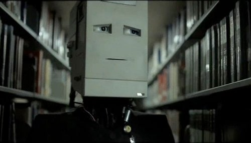 Jonze's Sweet Robot Romance, Boll's Next Pic, And Sherlock Holmes' Dino Caper