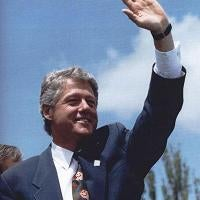 Private Citizen Bill Clinton: Mercer St.