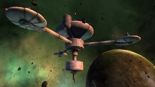 Holiday Travel With Star Trek Online