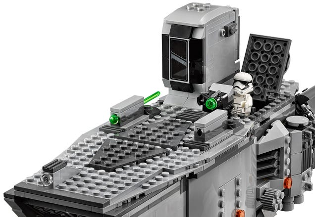 Lego Has Officially Revealed Its Star Wars: The Force Awakens Sets