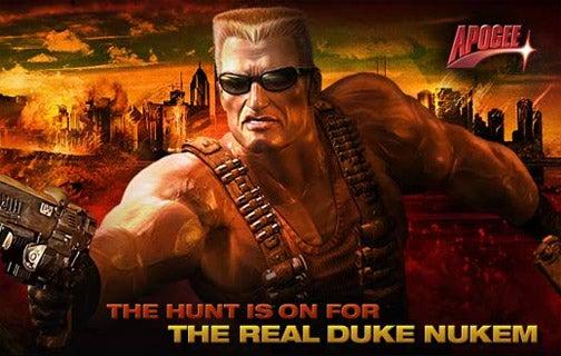 Become The Next Duke Nukem