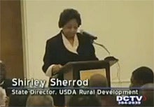 Breitbart-Smeared Shirley Sherrod Not Sure She'd Take Her Job Back