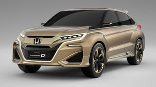 Honda Imagines This Lifted Tuner Car As Their Flagship In China