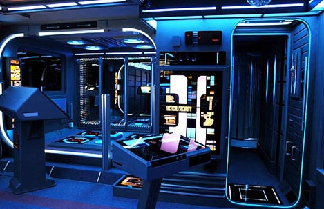 Trekkie Apartment Up for Sale