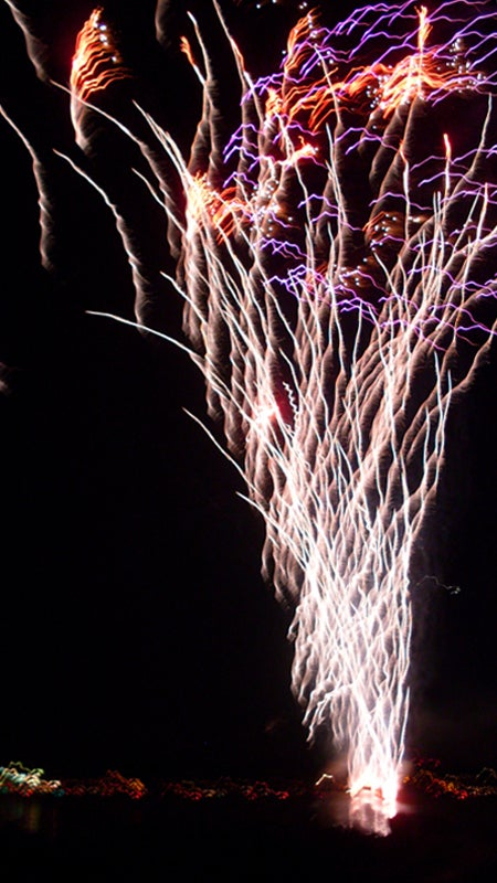 Shooting Challenge Gallery: Fireworks (Part 1)
