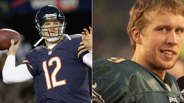 Why The NFL Flexed Bears-Eagles Over Patriots-Ravens
