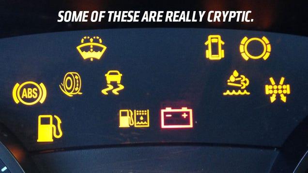 Mercedes Sprinter Warning Lights Meaning