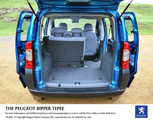 Peugeot Bipper Teepee Pictures