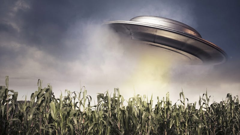 The Lie Is Out There: Three Types of Alien Encounters