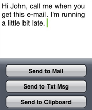 Dragon Dictation Does Voice-to-Text Transcription on Your iPhone