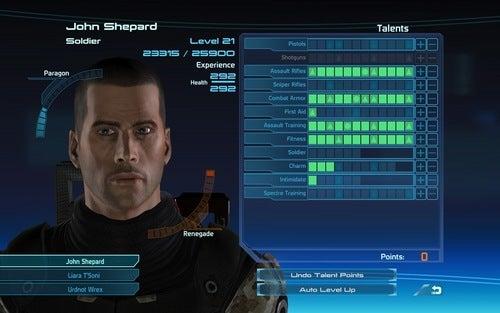 Last-Gen Zero and Hero: Mass Effect 1 -- Renegade Version