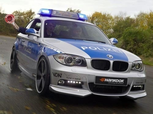 Achtung Baby! AC Schnitzer BMW 123d Tuned For Cops