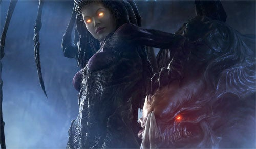 StarCraft II Hit With Adults Only Rating in Korea