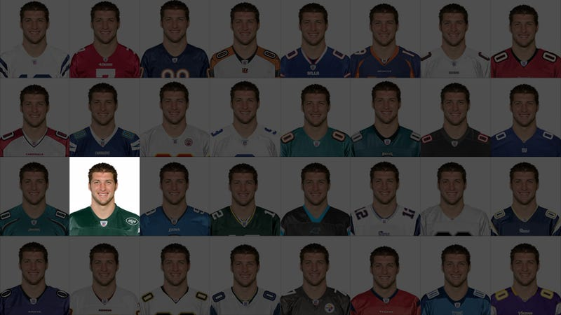 Report: Tim Tebow Has Been Traded To The Jets [UPDATED]