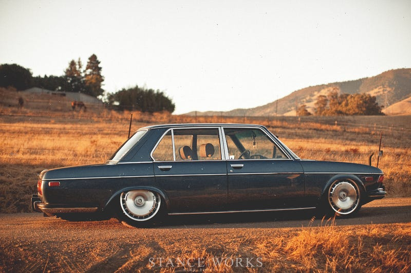 This Bavarian Is So Low It Hurts My Eyes