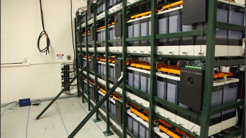 This West Harlem-Built Battery Could Overthrow Lithium Ion