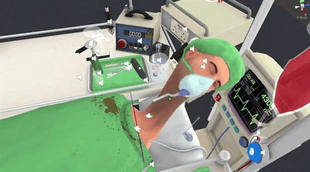 Glitches Turn Surgery Into A Massacre