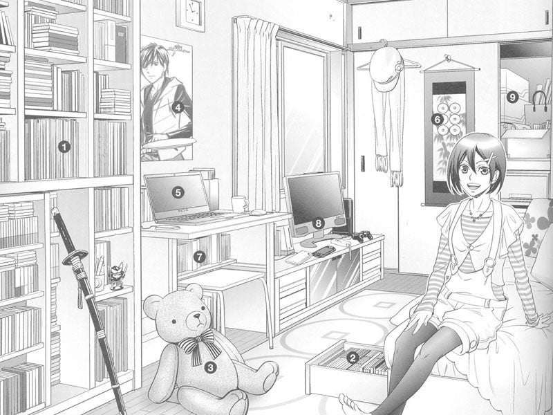 The Evolution of The Otaku Room
