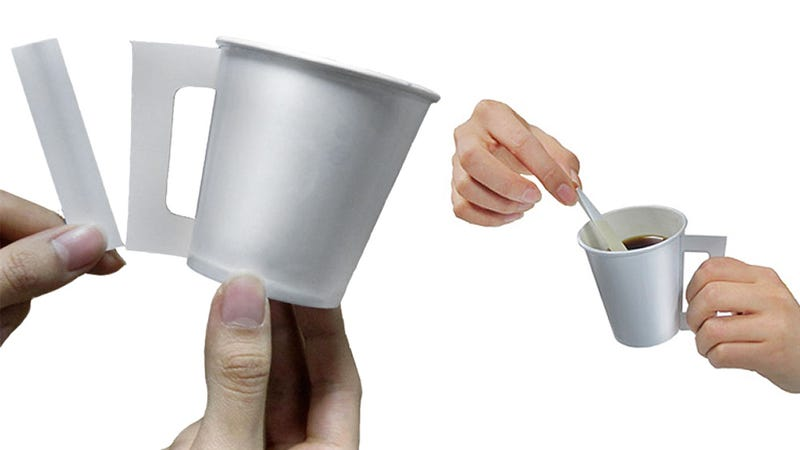 Someone Finally Made a Better Paper Coffee Cup