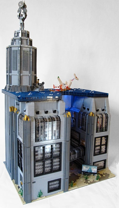 The Awesome LEGO BioShock Playset We Wish We Had When We Were Kids