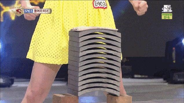 Korea's Got (Taekwondo) Talent