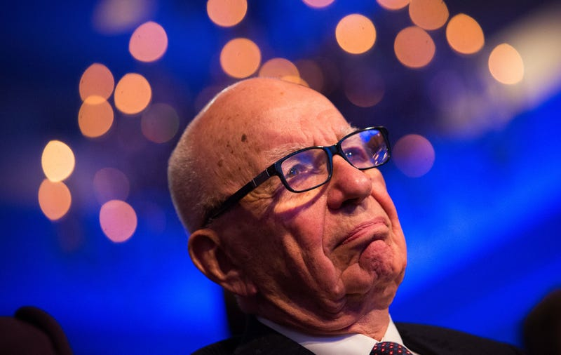 Rupert Murdoch's $800 Million Tax Break Kneecapped Australia's Budget