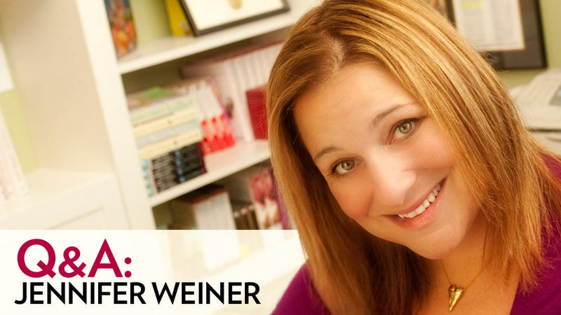 Jennifer Weiner (Yes, That Jennifer Weiner) Is Here and Taking Your Questions