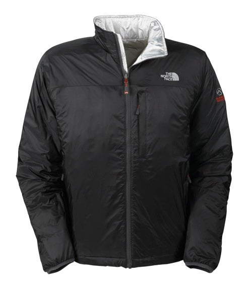 The North Face's Aluminum-Coated, Reversible Mercurial Jacket