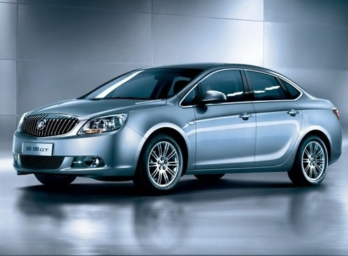 Buick Excelle GT: Skylark, Is That You?