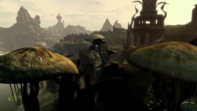 New Trailer For Morrowind-To-Skyrim Mod Teases Public Release
