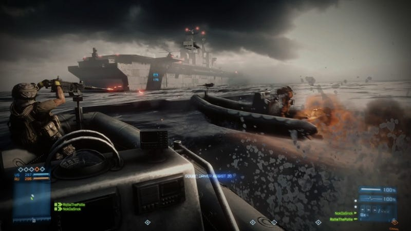 Battlefield 3 Development Started on PC, But Switched to Consoles