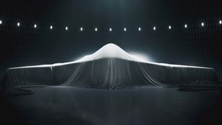 This Chilling Ad Reveals The Lines Of A Top Secret Stealth Bomber