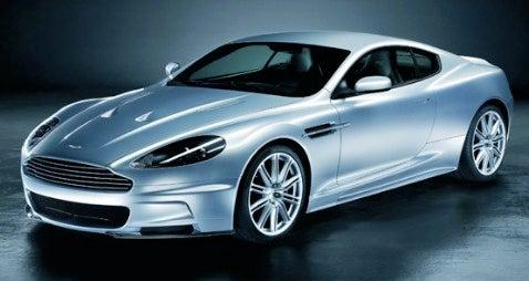 Aston Martin DBS Revealed