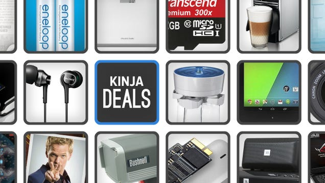 The Best Deals for July 31, 2014