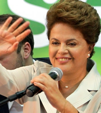 Brazil Elects First Female President